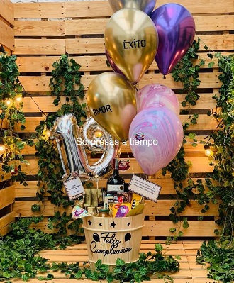 Deseos de Cumpleaños (A067)