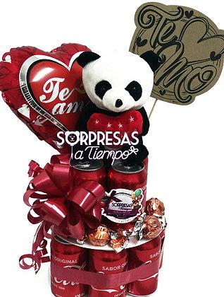 Panda Coca- Cola (A007-5)