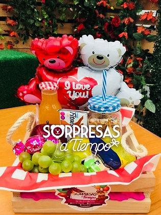 Love Bear (D032)
