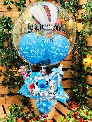 Balloon Baby Shower (B009)