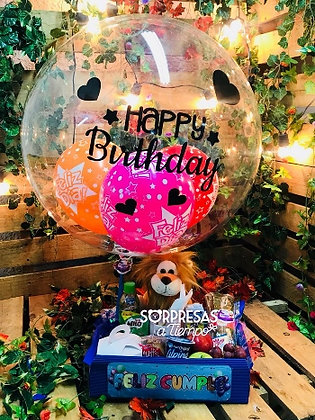 Balloon Te Amo (D014)