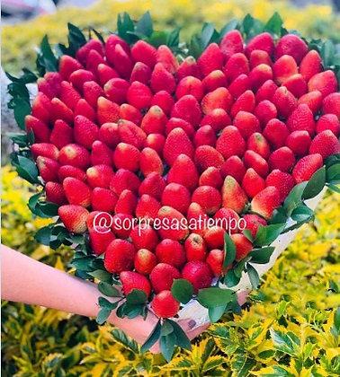 Corazón de Fresas (A129)
