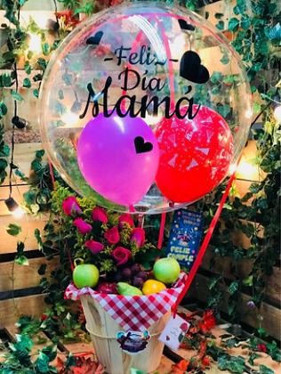 Balloon Maravilla Modificado (B020-1)