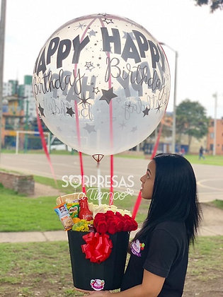 Happy Balloon (B035)