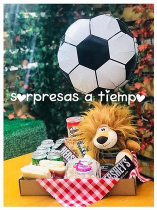 Tarde Futbolera (F010)