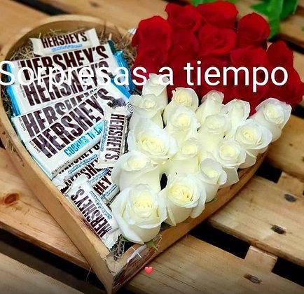 Hershey´s Roses