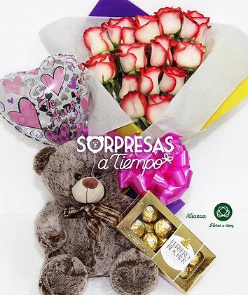 Amor del bueno con Chocolates (R030-1)