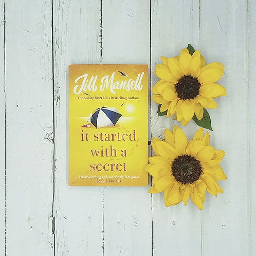 It started with a secret by Jill Mandell