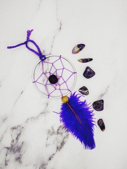 Handmade Purple dream catcher