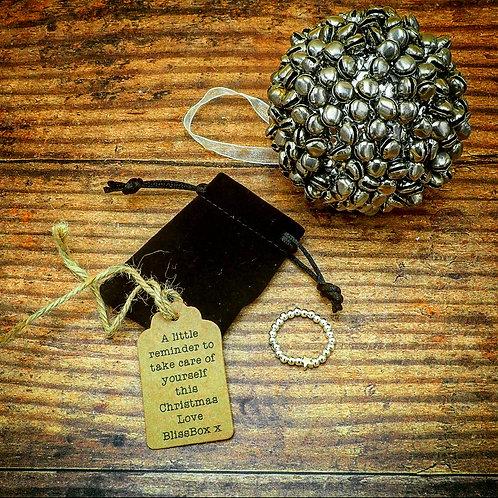 Handmade Christmas Star Ring