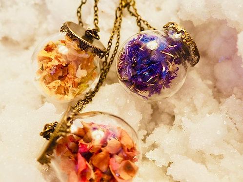 Blossom Necklaces