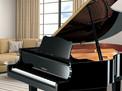 GB1K PE//AZ.WITH BENCH Baby Grand Piano