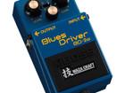 PEDAL BLUES DRIVER BD2 WAZA BOSS