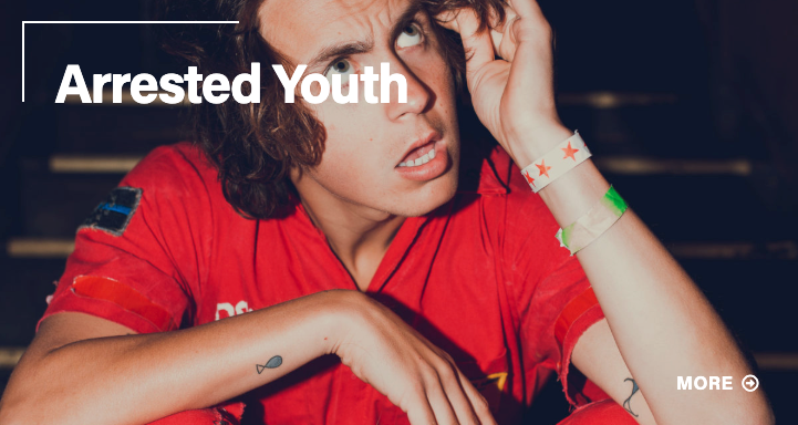 Arrested Youth