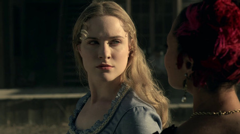 WESTWORLD | MAEVE AND DELORES