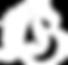 Gauditrupp Logo Schrift Weiss ohne Hinte