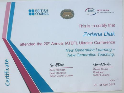 IATEFL Conference 2015