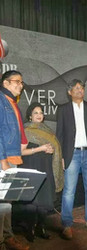 Kolkata show with Surojit and Sravonti d