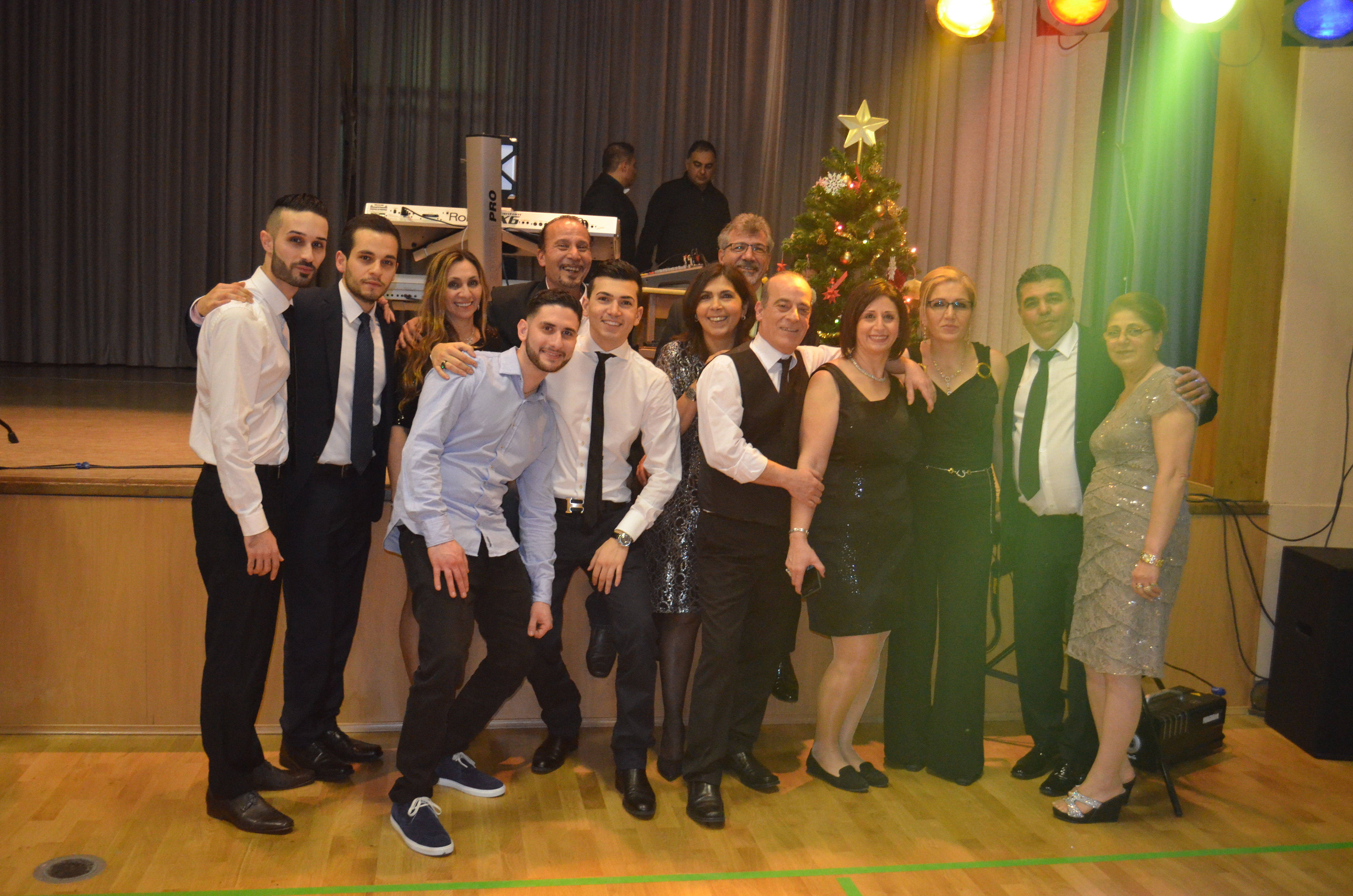 Silvester Party 2015