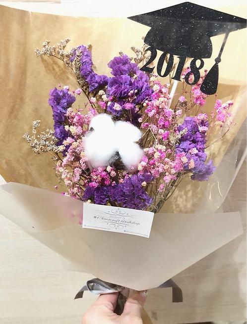 木棉花乾燥花束
