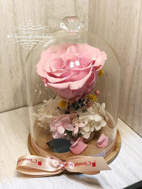 Diamond rose玻璃瓶