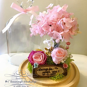 (2)保鮮花擺設品/禮品
