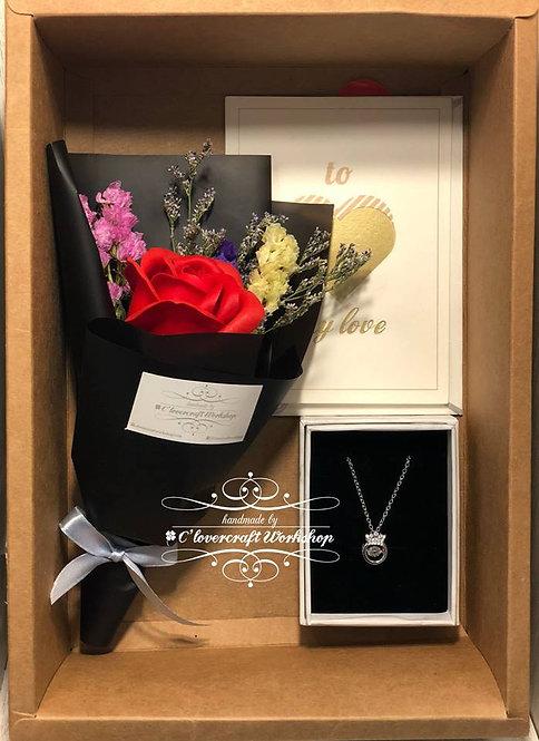 香皂花束(box set)