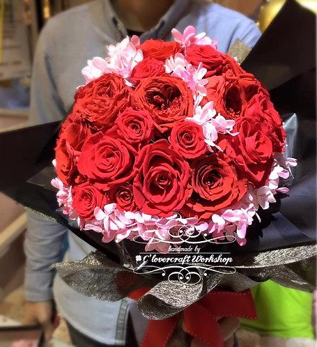 Preserved Flower 保鮮花系列~A-花球班
