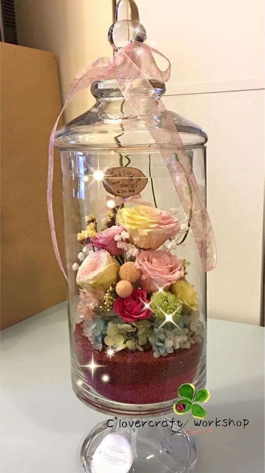 Candy糖果高瓶作品-PF040
