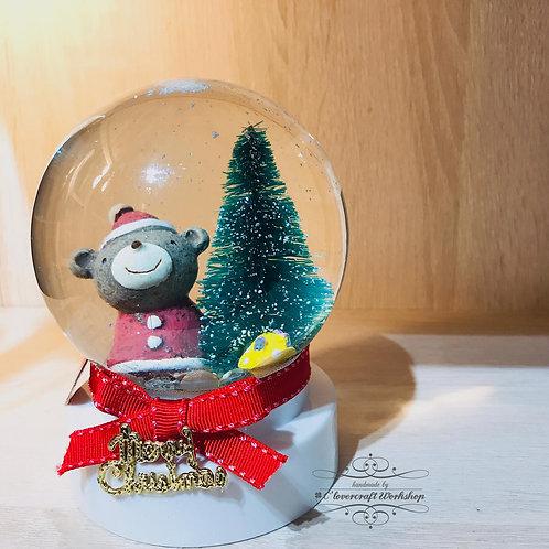 Christmas Workshop (A) - 聖誕飄雪水晶球班