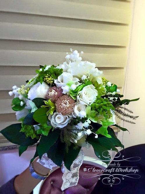 Preserved Flower 保鮮花系列~B-花球班