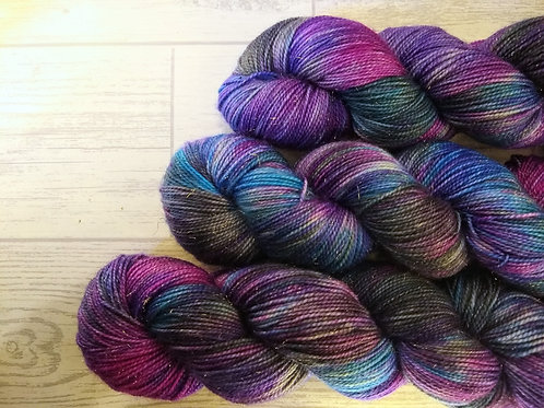 Galaxy, Gold Sparkle 4ply