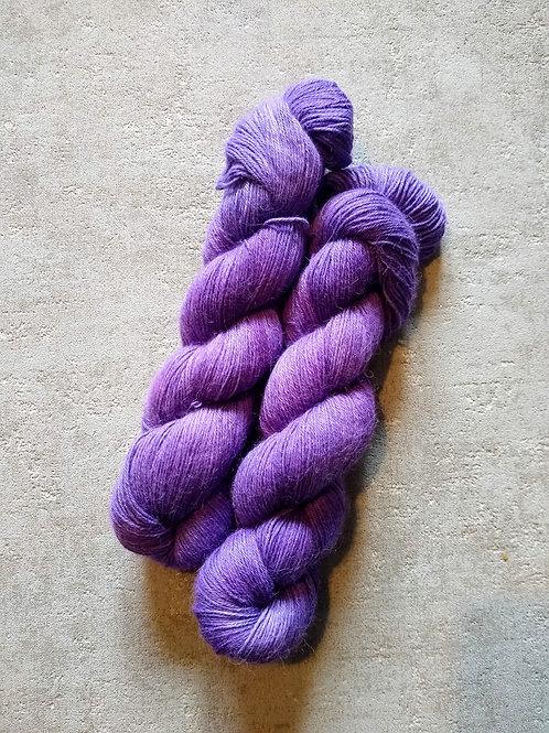 Purple Rain, Baby Alpaca 4ply