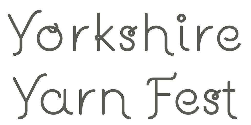 Virtual Yorkshire Yarn Fest