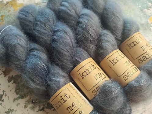 Thinly Veiled, Mohair Silk Lace