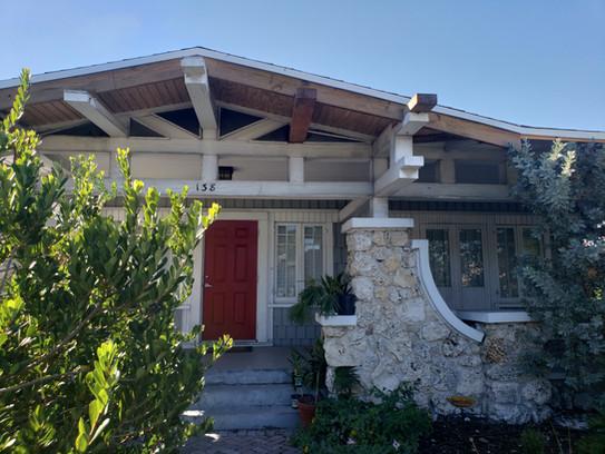 Hubbert-Alvarez bungalow