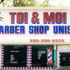 Toi & Moi barbershop