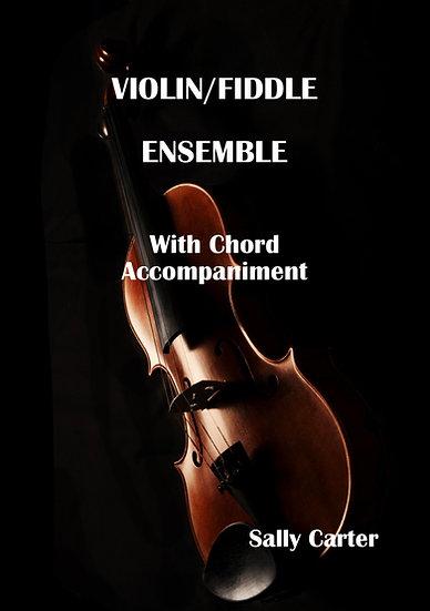 Digital - Violin/Fiddle Ensemble Book