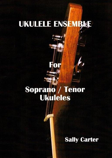 Digital - Ukulele Ensemble for Tenor/Soprano Ukuleles