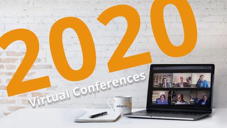 Looking Back at Adaptiv Networks' 2020 Virtual Conferences