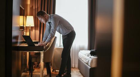 Five Star Hotel Internet Performance