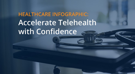 Infographic: Accelerate Telehealth with Confidence