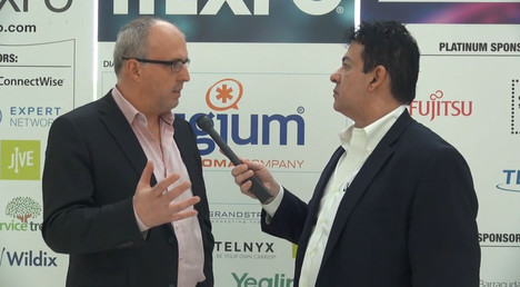 Adaptiv Networks CEO Interview at ITEXPO 2019