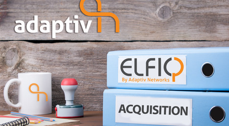 Adaptiv Networks Acquires ELFIQ Networks