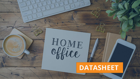 Datasheet: Adaptiv Home Office Solutions