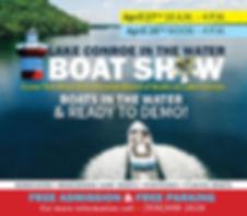 Lake Conroe Boat Show