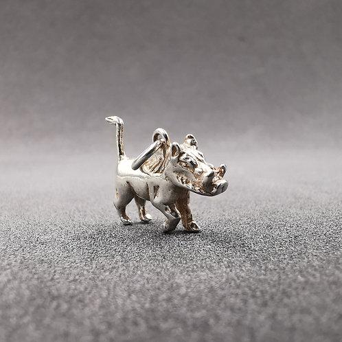 Warthog charm