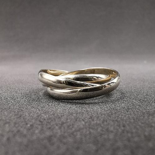 3 band Russian ring