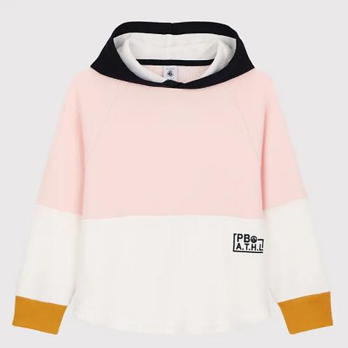 Sweatshirt capuche