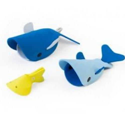 Puzzle pour l bain - Deep Sea Whales